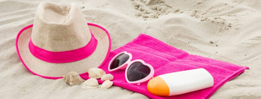 How To Enjoy The Summer Sun Safely